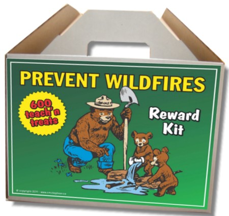 Prent Wildfires Reward kit