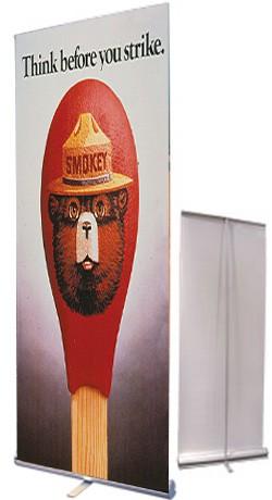 Smokey Bear Banner